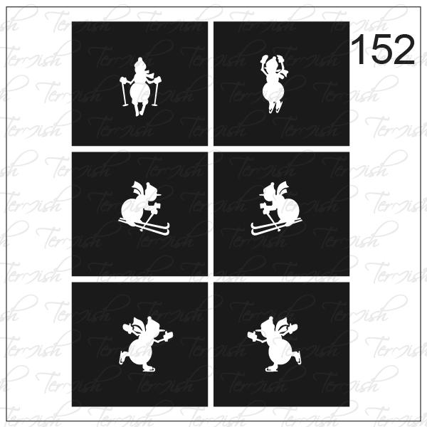 152 stencil