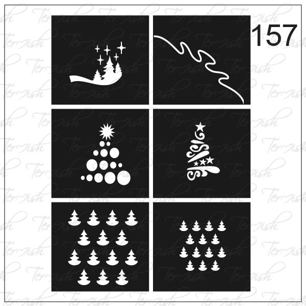 157 stencil