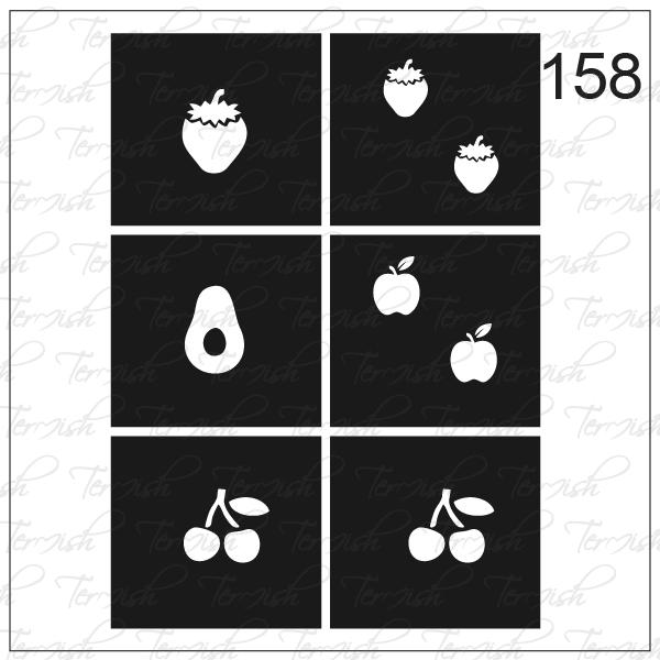 158 stencil