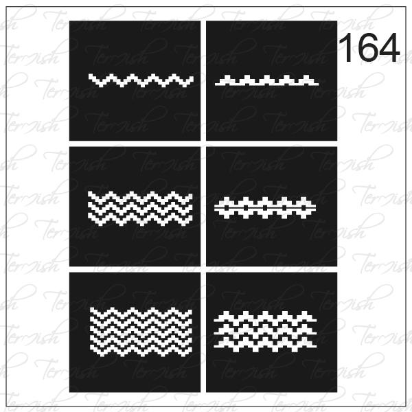 164 stencil