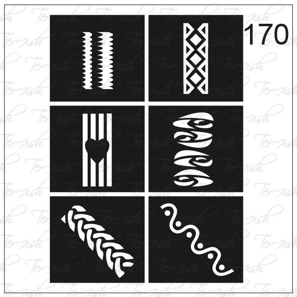 170 stencil