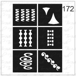 172 stencil