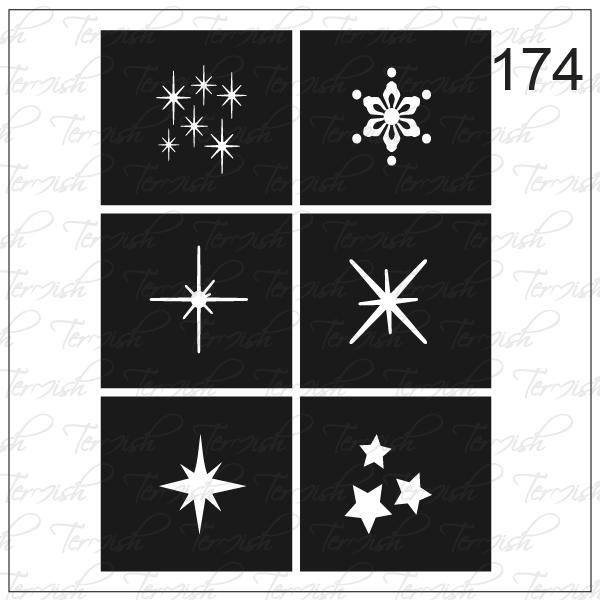 174 stencil