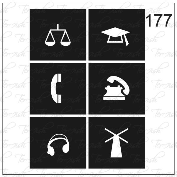 177 stencil