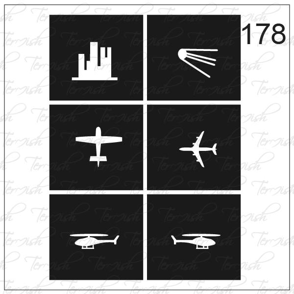178 stencil