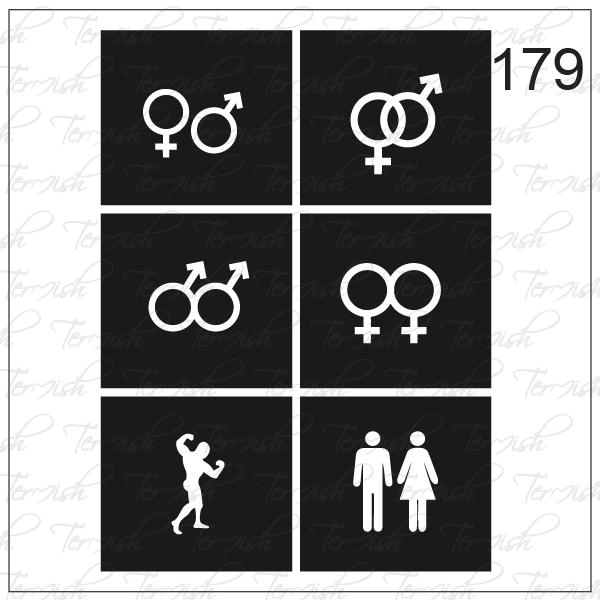 179 stencil