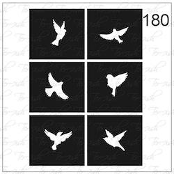 180 stencil