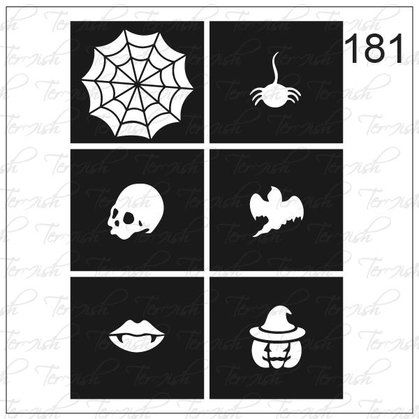 181 stencil