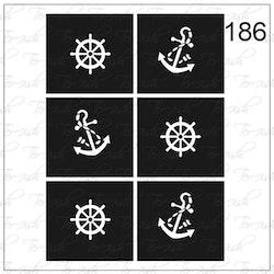 186 stencil
