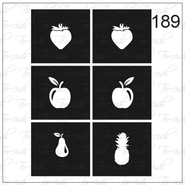 189 stencil