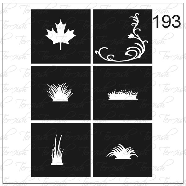 193 stencil