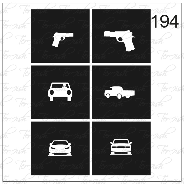 194 stencil