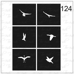 124 stencil