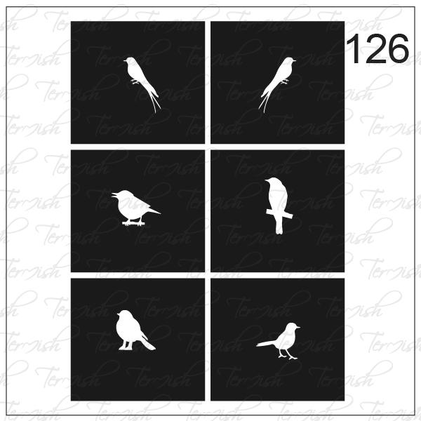 126 stencil