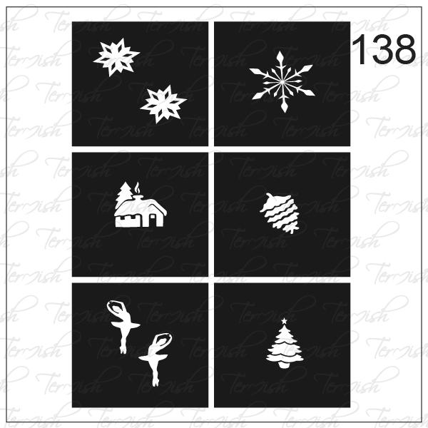 138 stencil