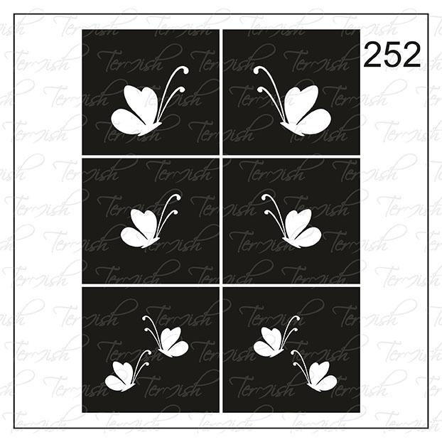 252 stencil