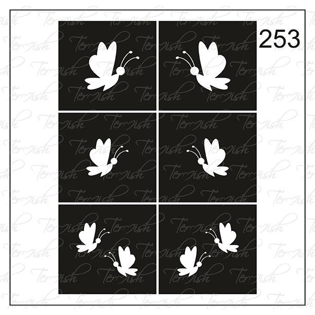 253 stencil