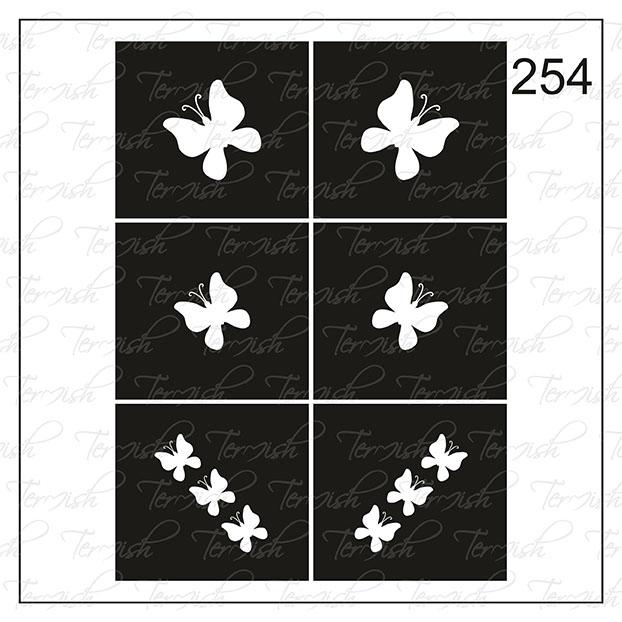 254 stencil