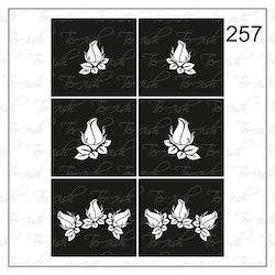 257 stencil