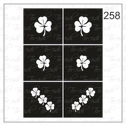 258 stencil