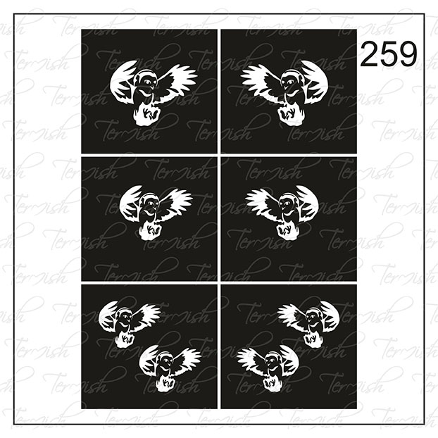 259 stencil
