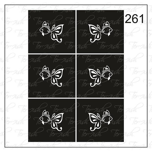 261 stencil