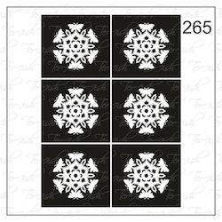 265 stencil