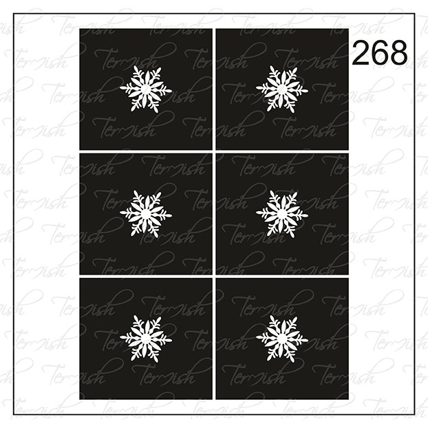 268 stencil