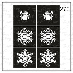 270 stencil