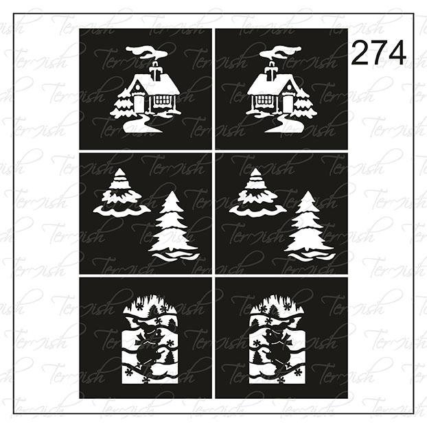 274 stencil