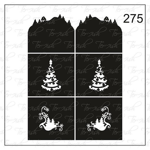 275 stencil