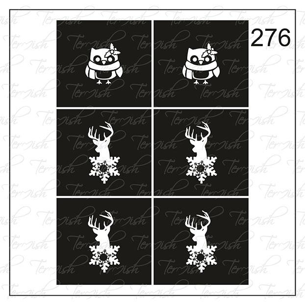 276 stencil