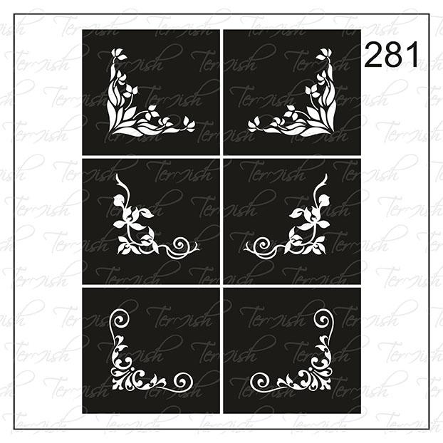 281 stencil