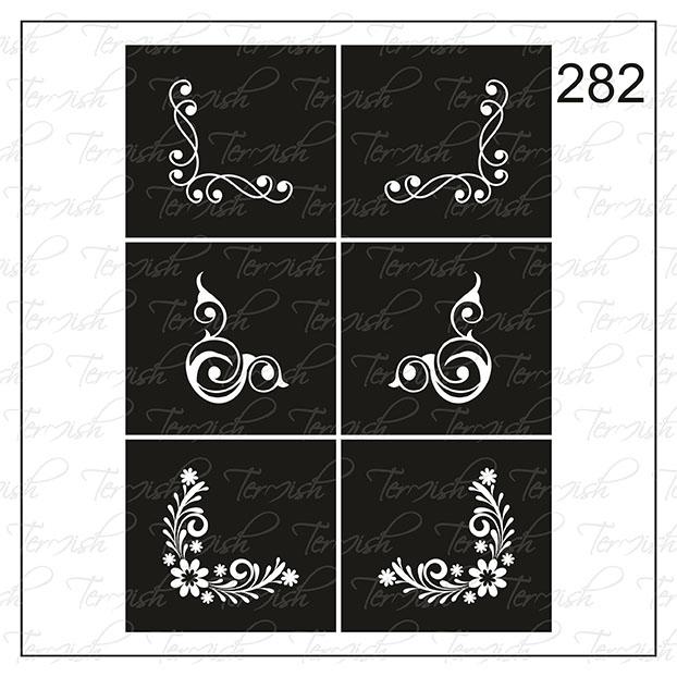 282 stencil
