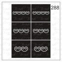 288 stencil