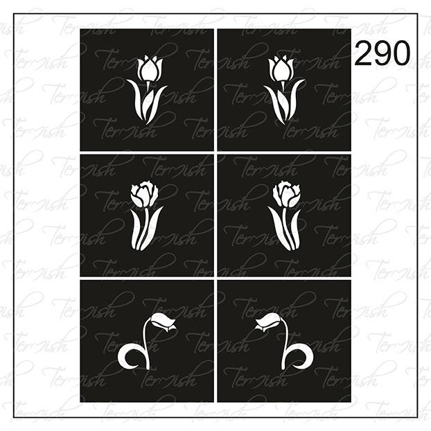 290 stencil