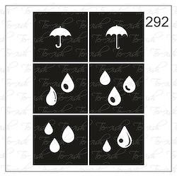 292 stencil