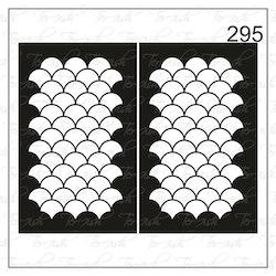 295 stencil
