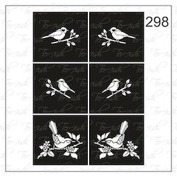 298 stencil