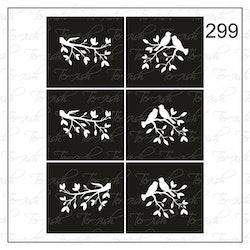 299 stencil