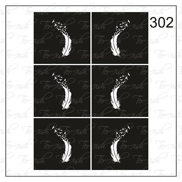 302 stencil