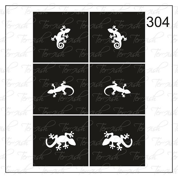 304 stencil
