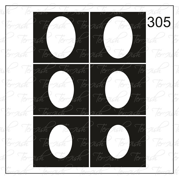 305 stencil