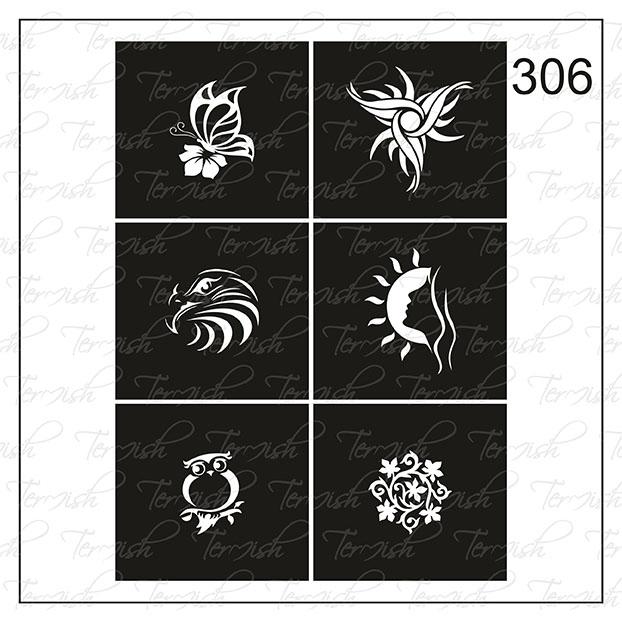 306 stencil