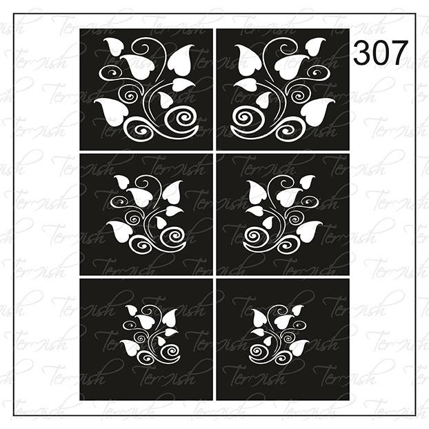 307 stencil