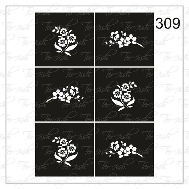 309 stencil