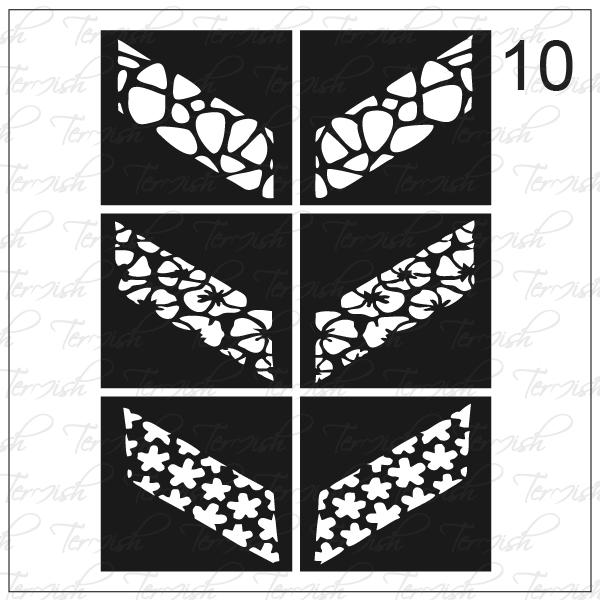 010 stencil