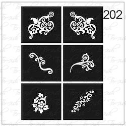 202 stencil