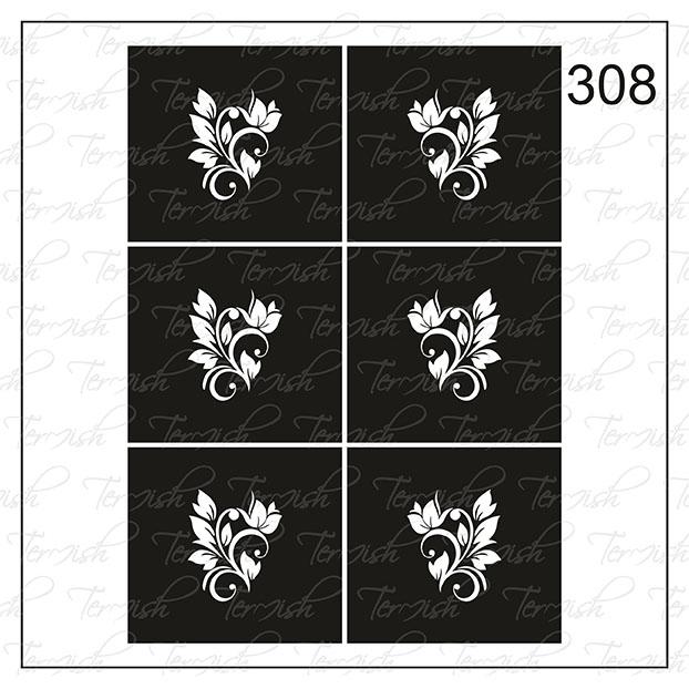 308 stencil