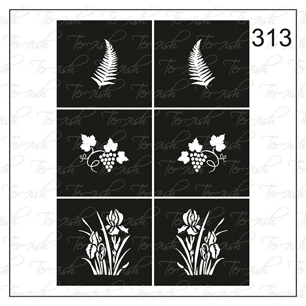 313 stencil